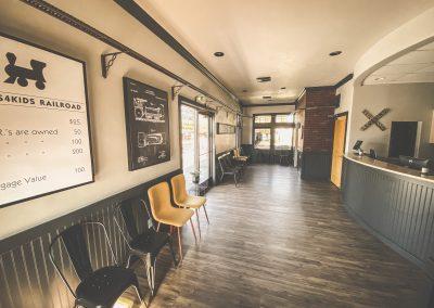 Dentist Office Entrance
